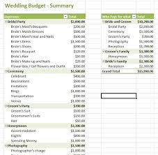 wedding budget template for excel wedding budget template excel budget wedding budget wedding