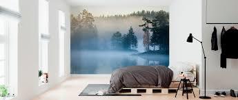 Norwegian Mist Behang Op Maat Photowall