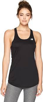 New Balance Women's <b>Accelerate Tank</b> Top: Amazon.co.uk: Clothing
