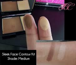 sleek makeup face contour kit boots beauty health