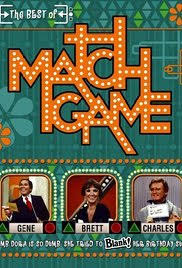 match game tv series imdb match game 73 poster