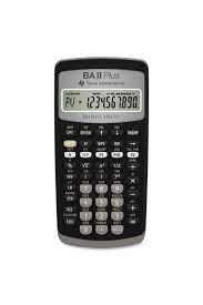 TEXAS Instruments Ba Iı Plus Finansal Hesap Makinesi Fiyatı, Yorumları -  TRENDYOL