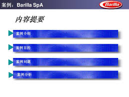 barilla spa ppt word  01 barilla spa292753882925928242122669620363