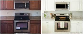 Americana Decor Satin Enamels Kitchen Cabinets