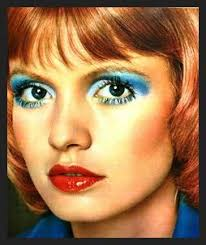 what was make up like in the marie claire france october 1971