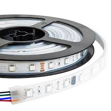 waterproof color chasing led light strips with multi color leds 16 40ft 5m