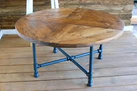 Industrial Round Coffee Table Table Industrial Round Coffee Table Tropical Compact Industrial