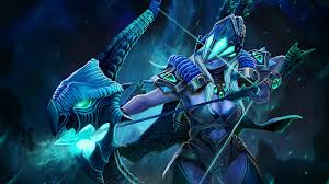 fresh dota2 drow ranger hd desktop wallpapers cingular mobile