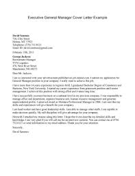 General Cover Letter For Resume General Cover Letter Example The Wwwsccapital Llc General Resume 5
