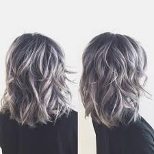 highlights hair essentials with additional ash grey hair color
