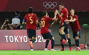 موعد مباراة إسبانيا ضد اليابان في نصف نهائي أولمبياد طوكيو 2020