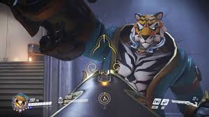 The first is a new skin for ashe and her omnic butler b.o.b. Overwatch Tiger Huntress Ashe Bob Skin Gameplay Lunar New Year 2021 Youtube