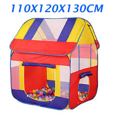 Ultralarge kids tent play house childrens pop up play tent house baby kids  indoor outdoor toy