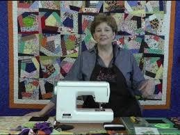 Great Beginner's Project: The Crazy Quilt! | Missouri star quilt ... & Great Beginner's Project: The Crazy Quilt! Adamdwight.com