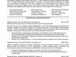 Best Nursing Resume Examples Top Teacher Resume Samples