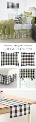 great site for buffalo check curtains ds pillows dust ruffles