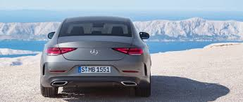 This particular car is the 2018 cls 400d in amg line trim, finished in. Mercedes Benz Cls 2018 Third Generation Of The Original