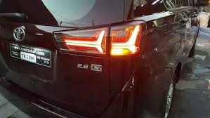 vland car tail lamp for innova led tail light 2016 2017
