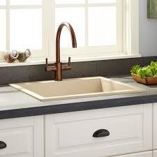 basin granite composite kitchen sinks deep