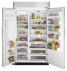 kitchenaid 48 refrigerator. ClearVue Freezer And Produce Drawers Kitchenaid 48 Refrigerator \