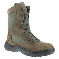 reebok tactical boots. reebok men\u0027s sage green steel toe us made side zip tactical boot cm9998 boots