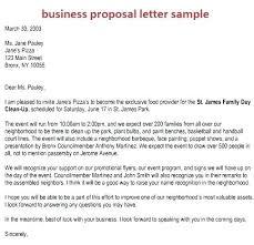 Business Partnership Letter Template Printable Proposal