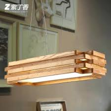 wood rectangular