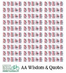 Alcoholics Anonymous Aa Sayings Recovery Planner Stickers