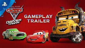 new release car games ps3Cars 3 Driven to Win  Gameplay Trailer  PS4 PS3  YouTube