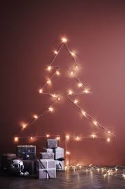 Arrange The Lights A Bit Tired Of Traditional Christmas Trees Go Abstract And