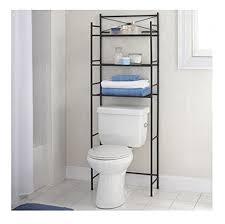 bathroom storage over toilet. 3 Shelf Bathroom Space Saver Storage Organizer Over The Rack Toilet Cabinet Shelving Towel