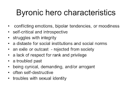 keats ode to a grecian urn what is the stanza structure what is 11 byronic hero characteristics