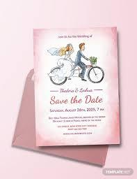 53 Free Wedding Invitation Templates Download Ready Made