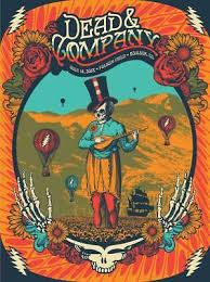 Dead And Company Folsom Field Boulder Co Tour 2018 T Shirt