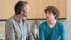 Father teenage son sex talk