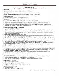 Download Icu Nurse Resume Examples Haadyaooverbayresort Com