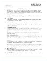 Nonfiction Book Proposal