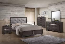 Benjamin Dresser Mirror Queen Bed