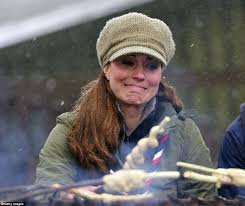 best kate william george and charlotte images on it s quite sugary kate wasn t convinced her cooking skills were up