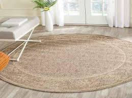 6 foot round outdoor rugs