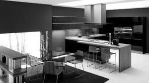 modern white and black kitchens. Contemporary Black And White Kitchen Design Ideas With Islan Modern Kitchens E