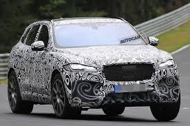 2018 jaguar f pace svr. contemporary pace jaguar fpace svr spotted for the first time  and 2018 jaguar f pace svr