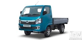Tata Intra 1.1 SCV unveiled. Features new platform & design ...