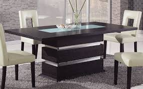 dining room table glass inlay. cute modern dining tables room table glass inlay d