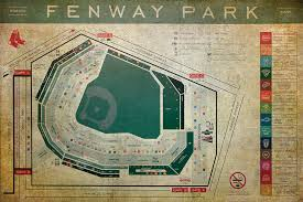 Fitton Field Seating Chart Fenway Park Seating Chart
