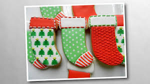 how to decorate a christmas stocking. Beautiful Christmas How To Decorate Christmas Stocking Cookies Intended To A S