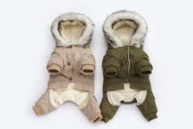 new thickness hooded driver style pet dogs four legs cotton winter coat warm small puppy dogs clothing general evolution