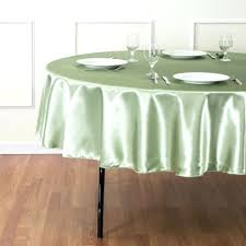 90 inch round vinyl tablecloth 52 x 60 oval