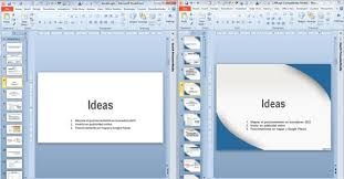 Theme For Powerpoint 2007 Applying A Template To Powerpoint Presentation