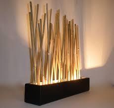 japanese style lighting. Custom Made Bamboo Led Mood Lighting - Modern Japanese Style Accent Lamp P